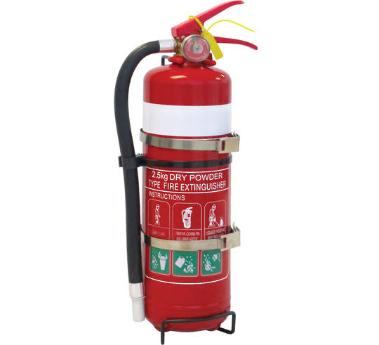 Fire Extinguisher 2.5kg
