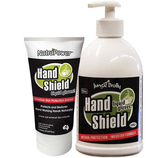 Protective Hand Shield