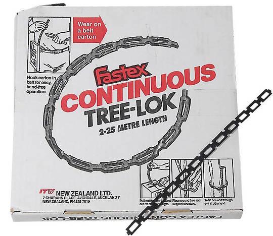 Chain Lock Tree Tie