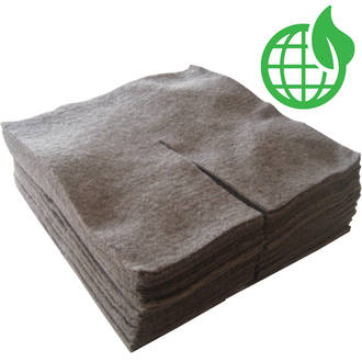 EcoWool Mulch Mats 500gsm (Biodegradable)