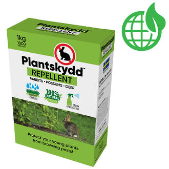 Plantskydd Animal Repellant - in stock!