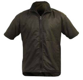 Oilskin Short Sleeve Jacket