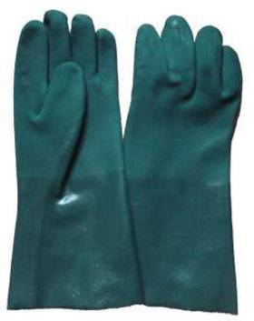 PVC Double Dipped Gloves 27cm