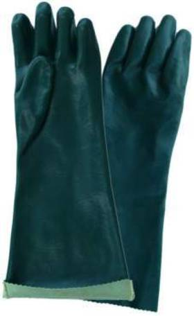 PVC Double Dipped Gloves 45cm