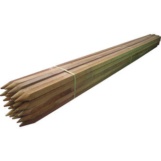 Hardwood Stakes 600-2400mm length