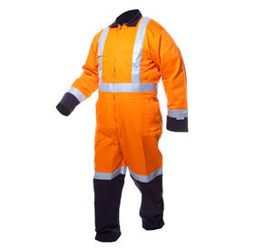 Combination Hi Vis Day/Night Overalls