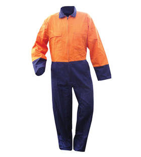 Combination Hi Vis Day Overalls