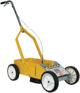 Four Wheel Applicator